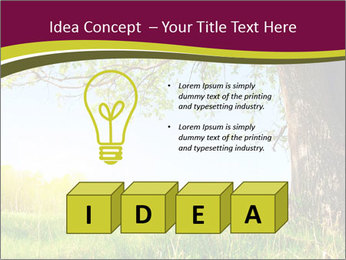 Tree View PowerPoint Template - Slide 80