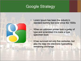 Belgium Main Square PowerPoint Template - Slide 10