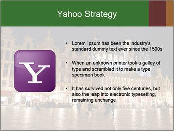 Belgium Main Square PowerPoint Template - Slide 11