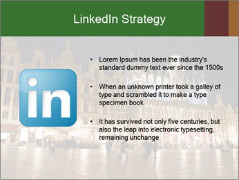 Belgium Main Square PowerPoint Template - Slide 12