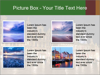 Belgium Main Square PowerPoint Template - Slide 14