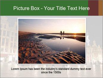 Belgium Main Square PowerPoint Template - Slide 15