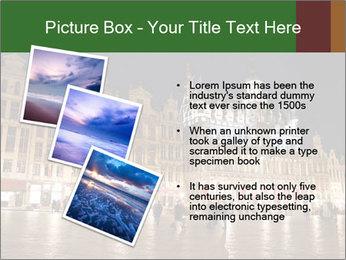 Belgium Main Square PowerPoint Template - Slide 17