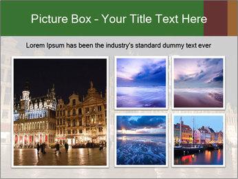 Belgium Main Square PowerPoint Template - Slide 19