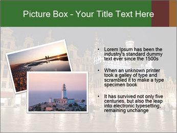 Belgium Main Square PowerPoint Template - Slide 20
