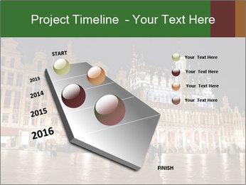 Belgium Main Square PowerPoint Template - Slide 26