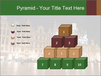 Belgium Main Square PowerPoint Template - Slide 31