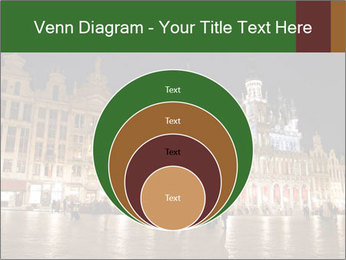 Belgium Main Square PowerPoint Template - Slide 34