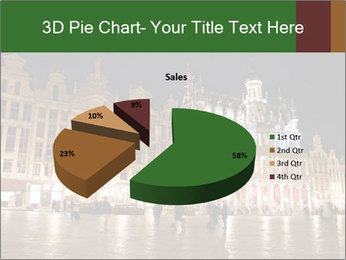Belgium Main Square PowerPoint Template - Slide 35