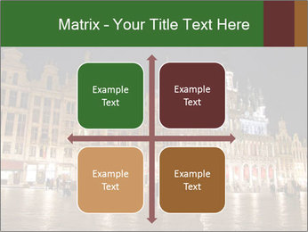 Belgium Main Square PowerPoint Template - Slide 37