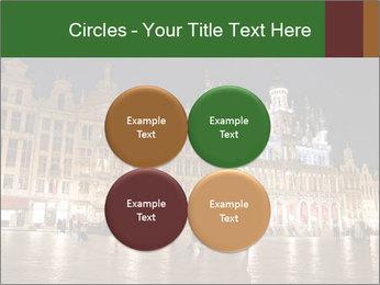Belgium Main Square PowerPoint Template - Slide 38