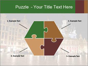 Belgium Main Square PowerPoint Template - Slide 40
