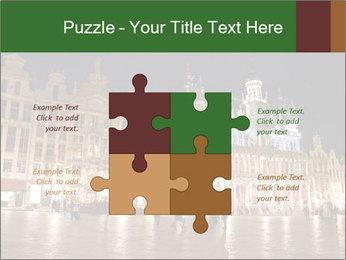 Belgium Main Square PowerPoint Template - Slide 43