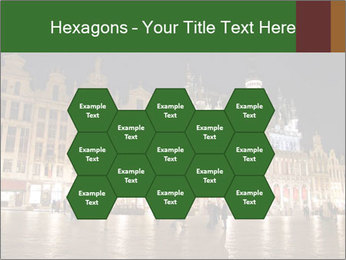 Belgium Main Square PowerPoint Template - Slide 44