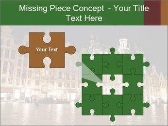Belgium Main Square PowerPoint Template - Slide 45