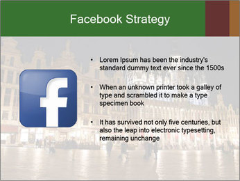 Belgium Main Square PowerPoint Template - Slide 6