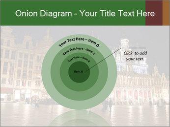 Belgium Main Square PowerPoint Template - Slide 61