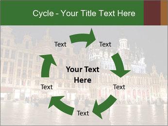 Belgium Main Square PowerPoint Template - Slide 62