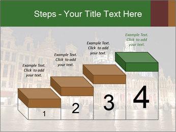 Belgium Main Square PowerPoint Template - Slide 64