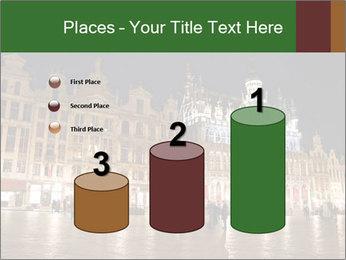 Belgium Main Square PowerPoint Template - Slide 65