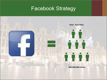 Belgium Main Square PowerPoint Template - Slide 7