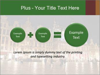 Belgium Main Square PowerPoint Template - Slide 75
