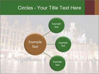 Belgium Main Square PowerPoint Template - Slide 79