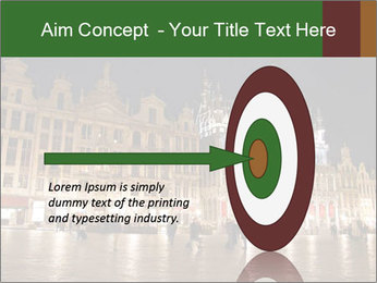 Belgium Main Square PowerPoint Template - Slide 83