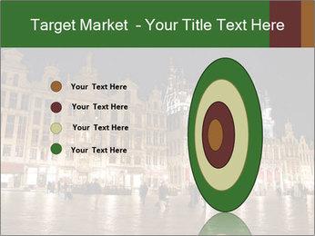 Belgium Main Square PowerPoint Template - Slide 84