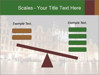 Belgium Main Square PowerPoint Template - Slide 89