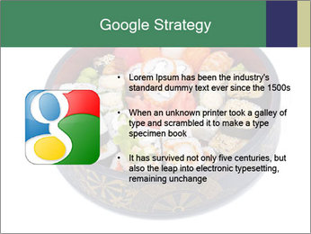 Rolled and sushi PowerPoint Templates - Slide 10