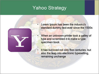 Rolled and sushi PowerPoint Templates - Slide 11