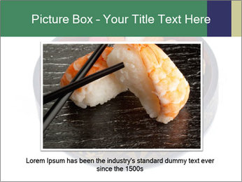 Rolled and sushi PowerPoint Templates - Slide 15