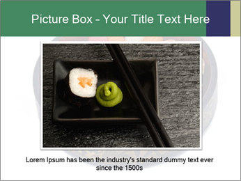 Rolled and sushi PowerPoint Templates - Slide 16