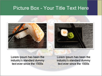Rolled and sushi PowerPoint Templates - Slide 18