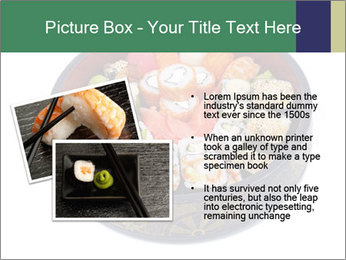 Rolled and sushi PowerPoint Templates - Slide 20