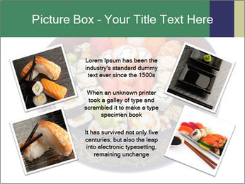 Rolled and sushi PowerPoint Templates - Slide 24