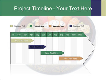 Rolled and sushi PowerPoint Templates - Slide 25