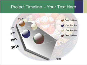 Rolled and sushi PowerPoint Templates - Slide 26