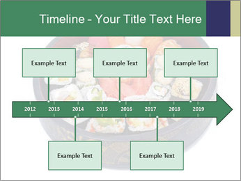 Rolled and sushi PowerPoint Templates - Slide 28
