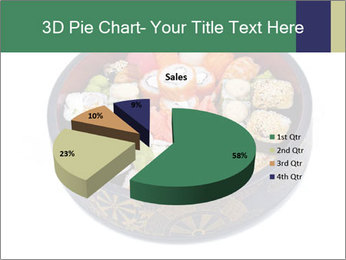 Rolled and sushi PowerPoint Templates - Slide 35