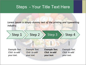 Rolled and sushi PowerPoint Templates - Slide 4