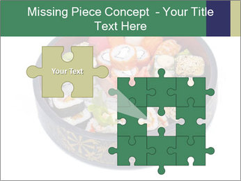 Rolled and sushi PowerPoint Templates - Slide 45