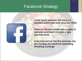 Rolled and sushi PowerPoint Templates - Slide 6