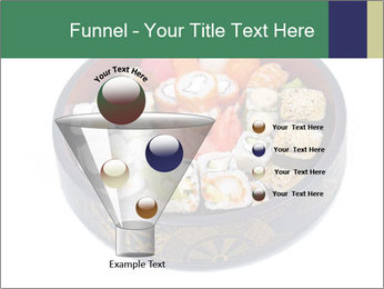 Rolled and sushi PowerPoint Templates - Slide 63
