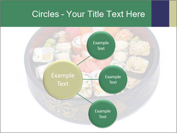 Rolled and sushi PowerPoint Templates - Slide 79