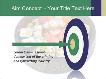 Rolled and sushi PowerPoint Templates - Slide 83