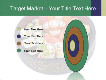 Rolled and sushi PowerPoint Templates - Slide 84