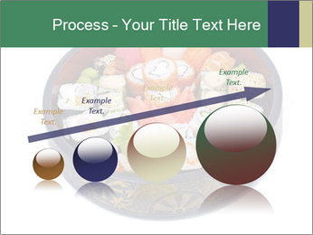 Rolled and sushi PowerPoint Templates - Slide 87