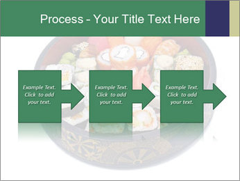Rolled and sushi PowerPoint Templates - Slide 88